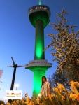 Menara tertinggi di Belanda Euromast