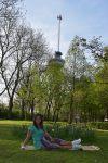 Euromast salah satu bangunan tertinggi