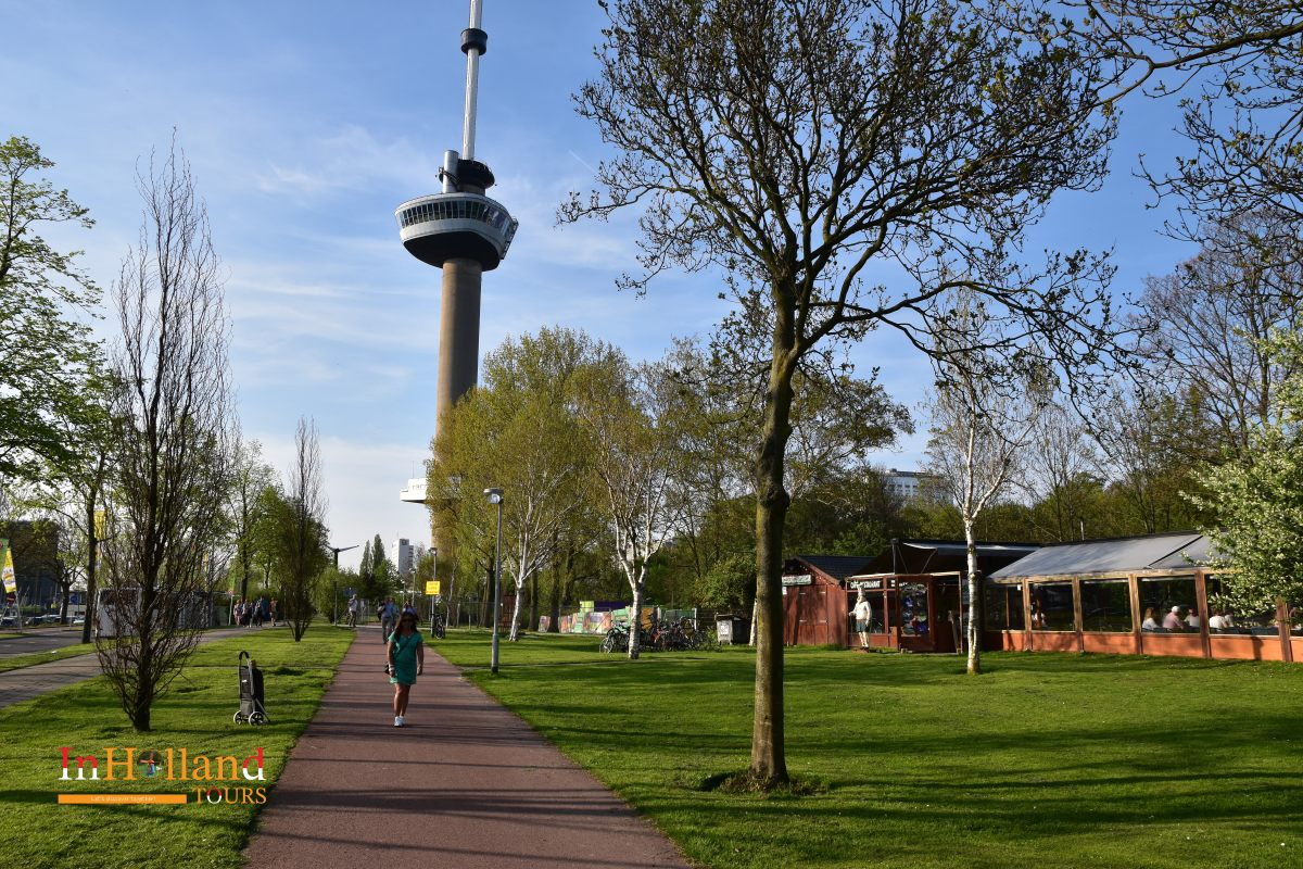 Menara Euromast Rotterdam Belanda