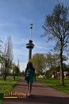 Menara Euromast Rotterterdam Belanda