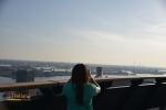 Menara Euromast di Rotterdam Belanda