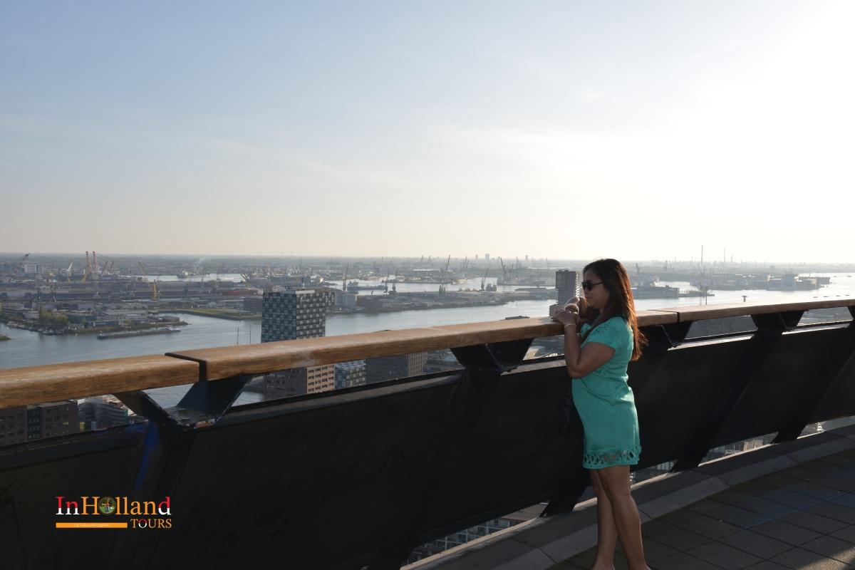 Euromat menara tertinggi di Belanda