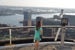 Euromast tower Rotterdam city Holland Europe