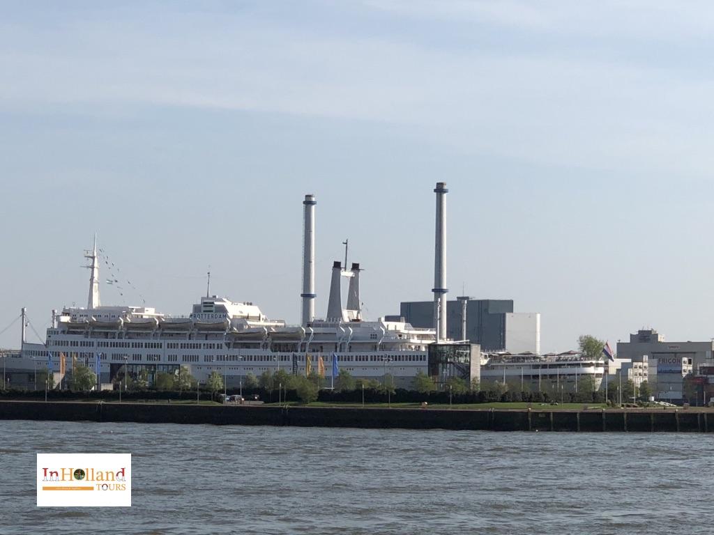 Haven atau pelabuhan Rotterdam