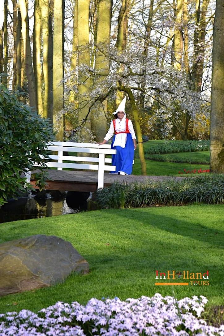 Tulip di Lisse Keukenhof Belanda Eropa Barat