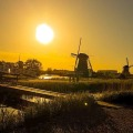 Kinderdijk Belanda Holland