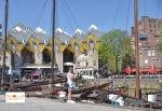 Rumah Cubic inovatif Belanda
