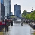 Pelabuhan Belanda di Rotterdam Eropa