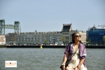 Rotterdam di Belanda Eropa Barat