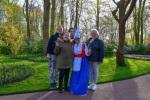 Tulips in Lisse Keukenhof, South Holland Europe