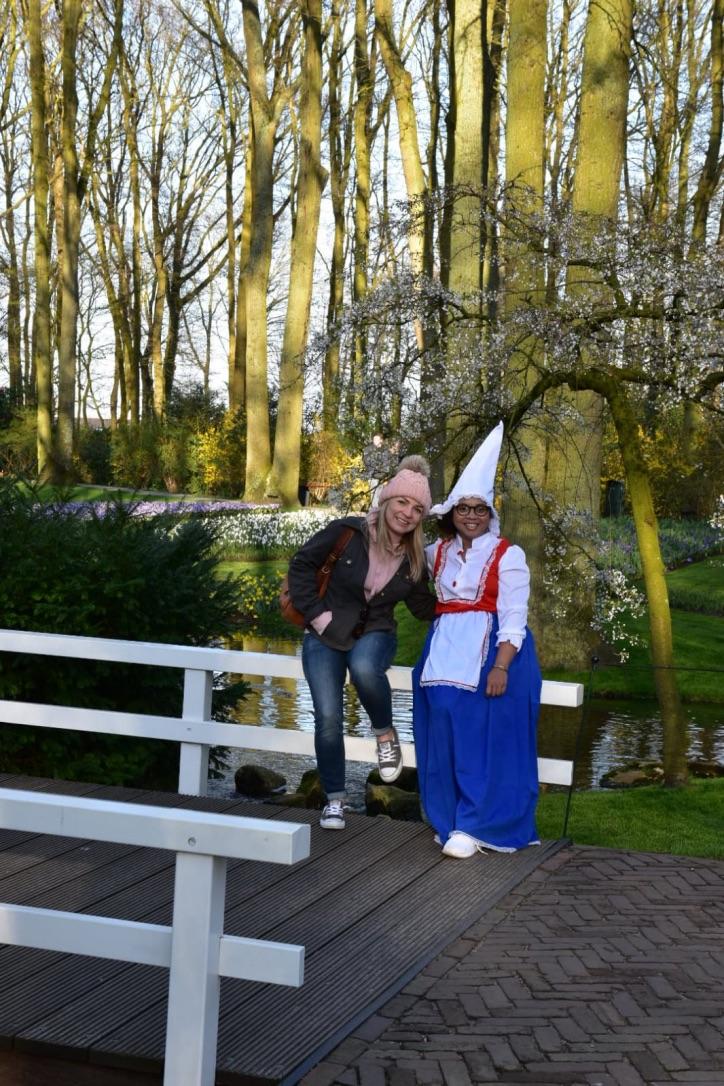 Tulip di Keukenhof Belanda, Eropa