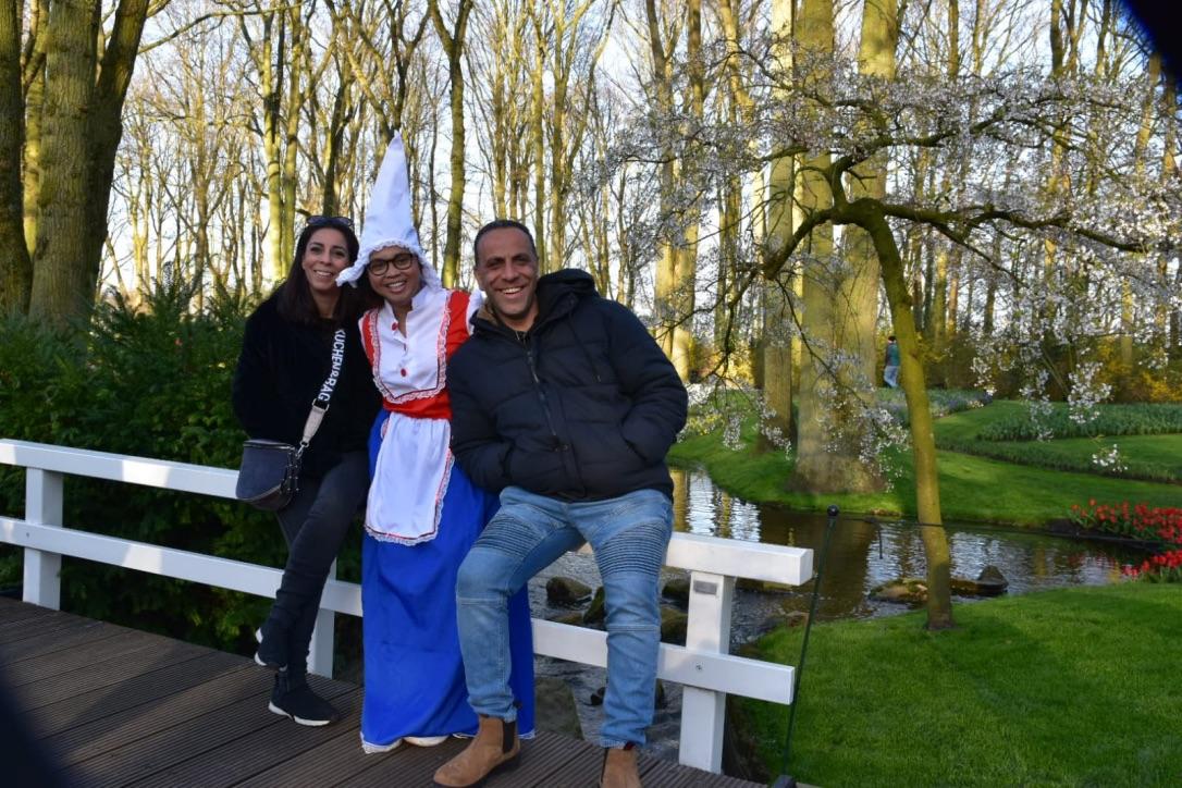 Tulip Keukenhof, Belanda Eropa