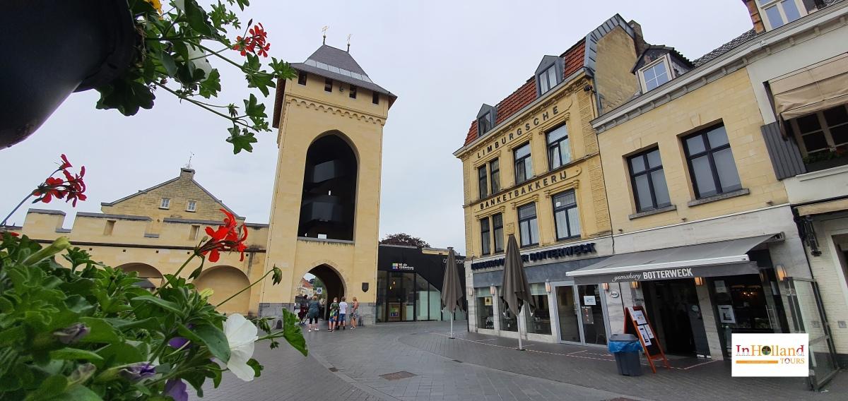 Kota tua di Valkenburg Belanda