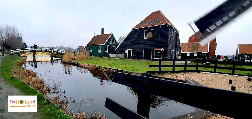 Zaanse Schans Belanda Utara, Belanda