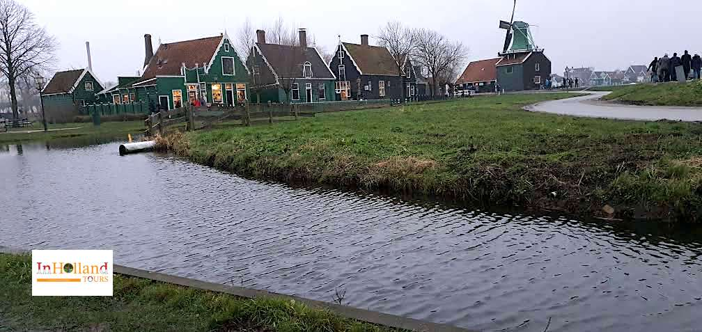 Zaanse Schans Belanda, Eropa
