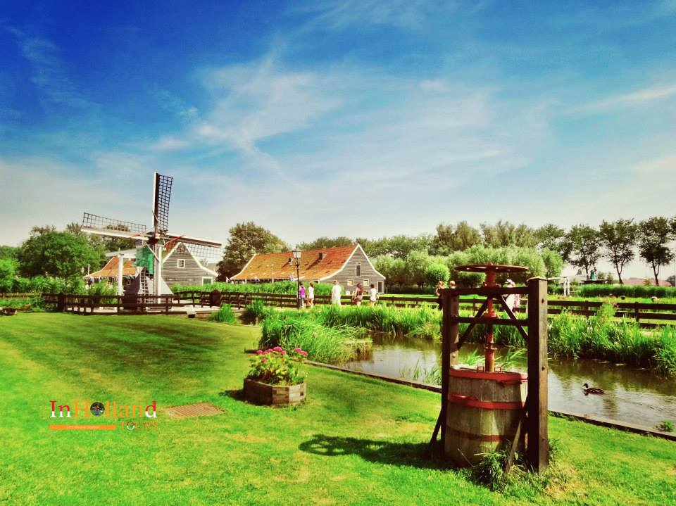 Zaanse Schans Holland, Europe