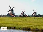 Zaanse Schans Belanda Utara, Eropa