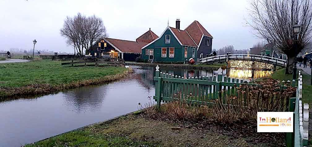 Zaanse Schans Belanda Utara, Eropa Barat