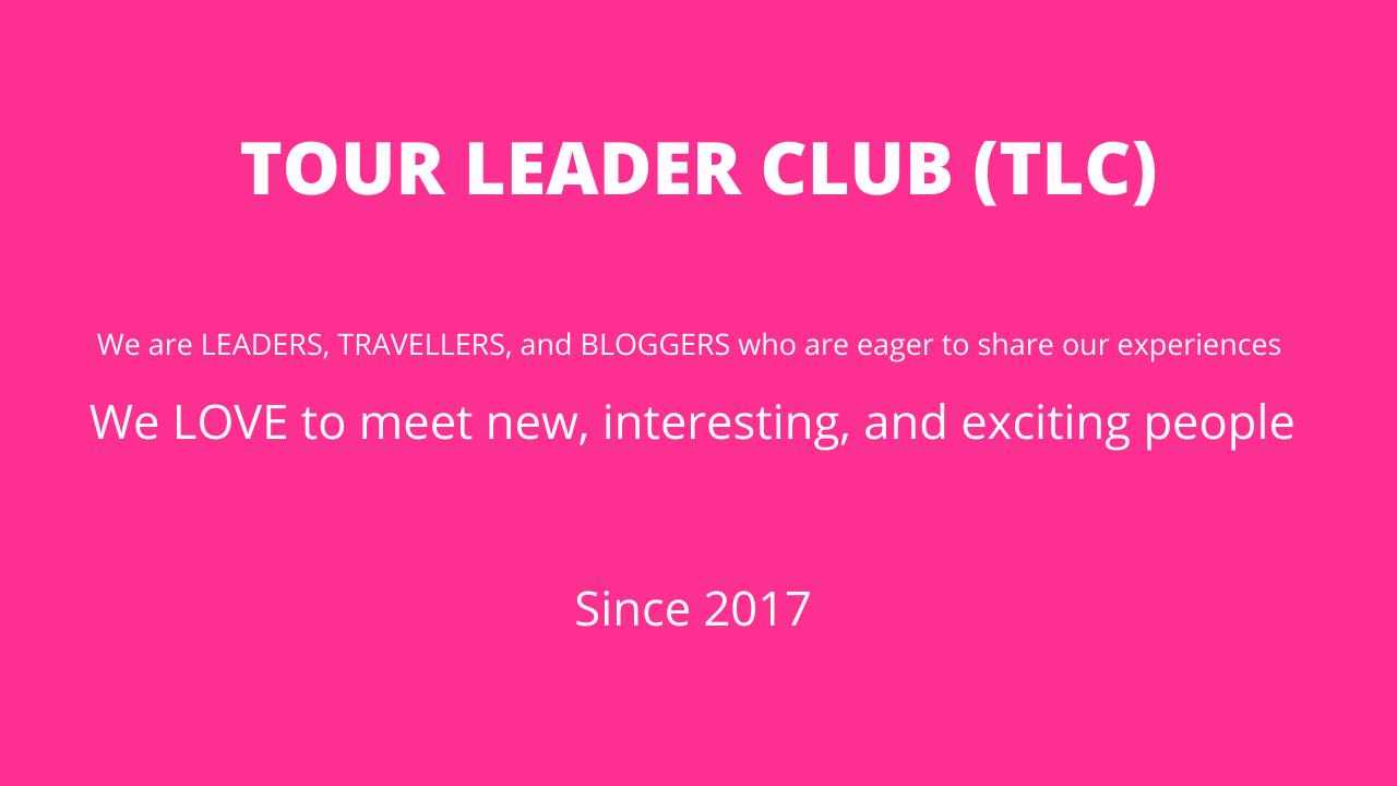 Tour Leader Club