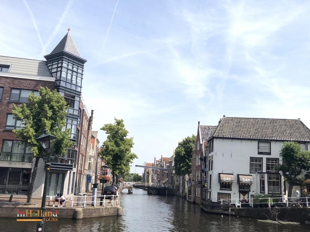 Alkmaar gracht Holland