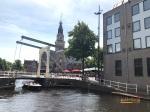 Kanal di Alkmaar Belanda
