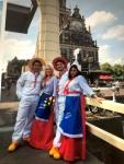 photo pakean tradisional Belanda