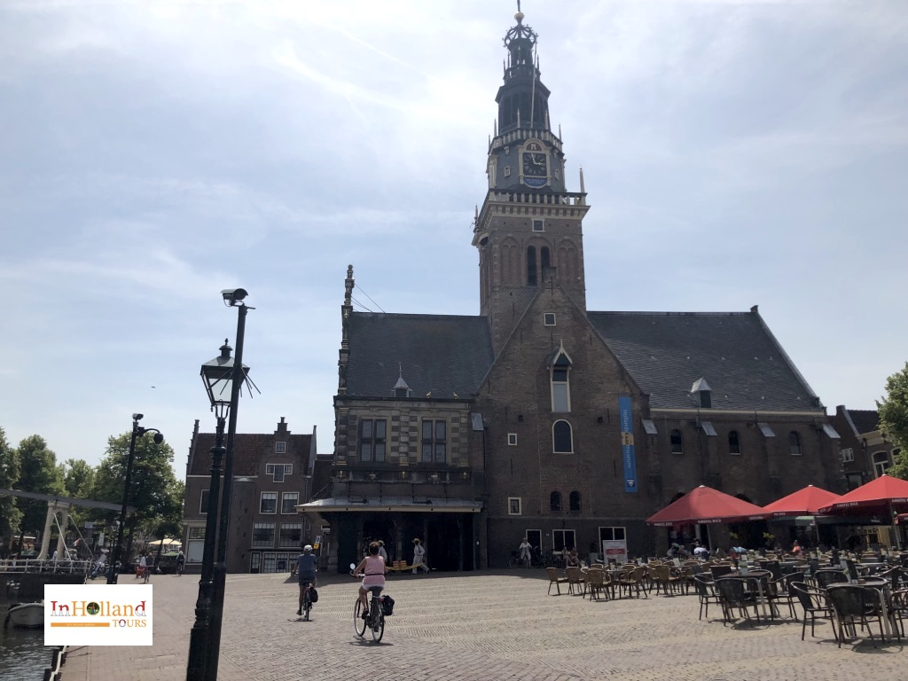 Kota Keju Alkmaar Belanda