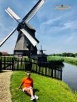 Kincir angin Belanda di schermerhorn