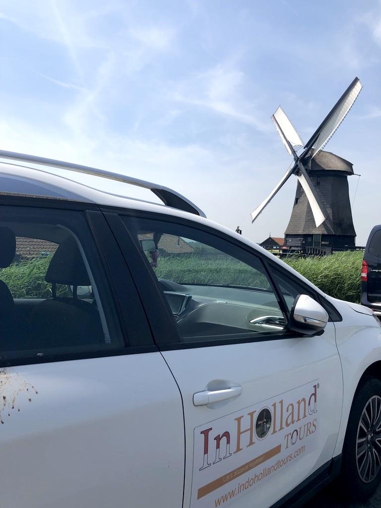 pabrik kincir angin Belanda