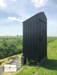 Windmill in Schermerhorn Holland