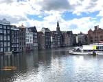 Rumah warga di Amsterdam