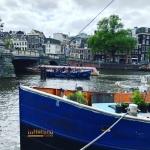 Perjalanan ke Amsterdam
