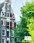 Musim panas di Amsterdam