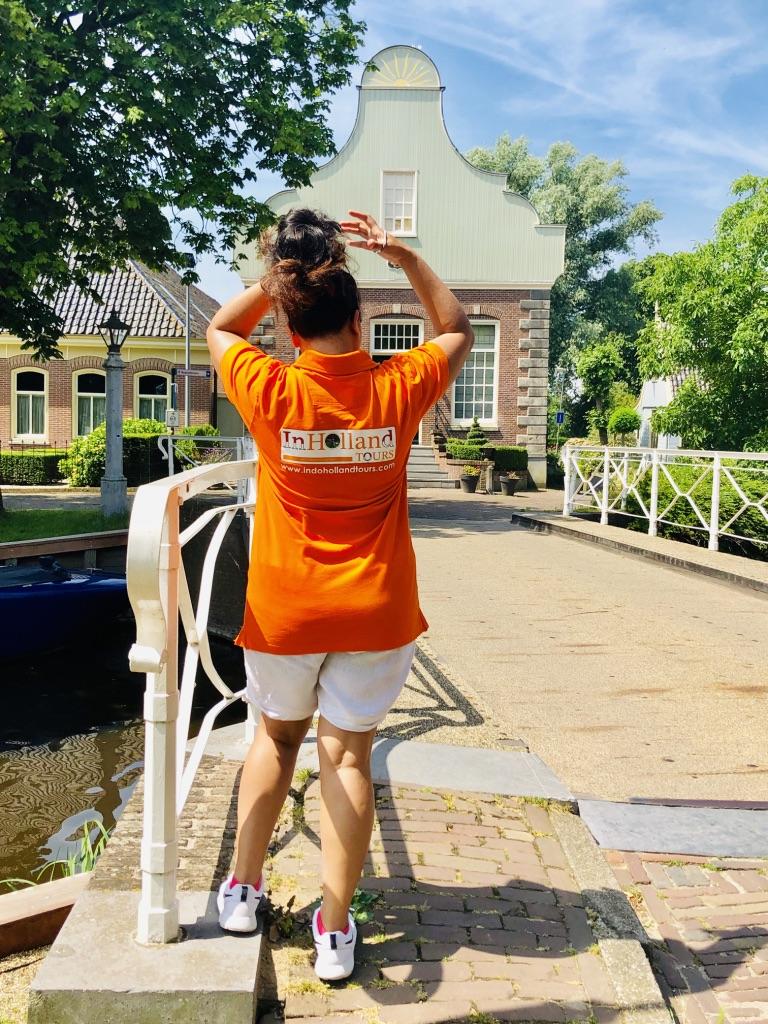 Kunjungi Broek in Waterland, Belanda