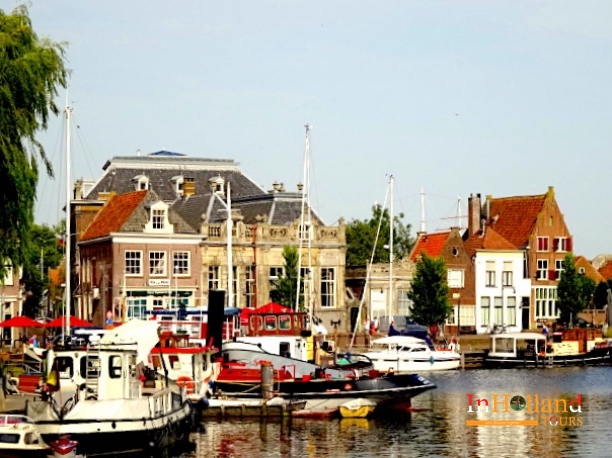 canals in Noord Holland
