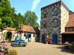 Rumah negeri dongeng di Enkhuizen Belanda