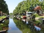 jelajah kanal ke desa desa di Belanda