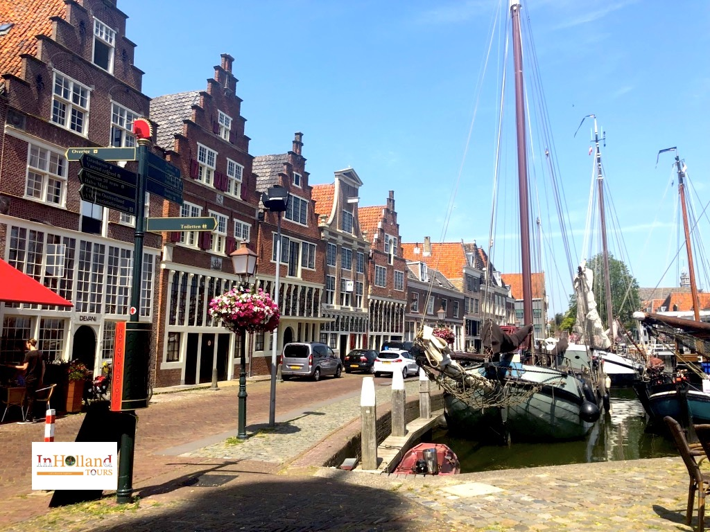Rumah warga di Belanda Hoorn