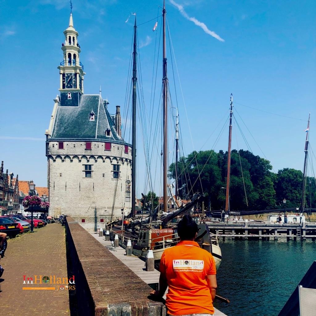 cuaca panas di Hoorn Belanda