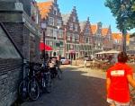 Panas matahari di Belanda