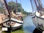 sampan dan kapal di Hoorn