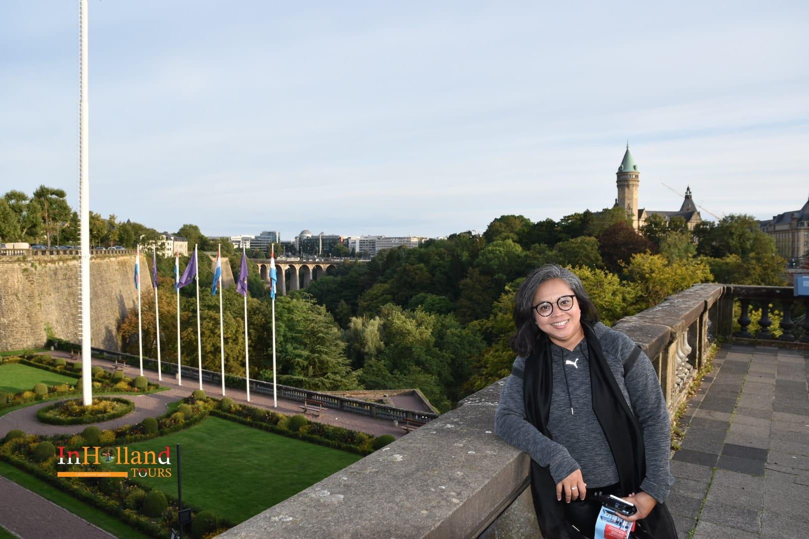 Luksemburg Eropa Barat
